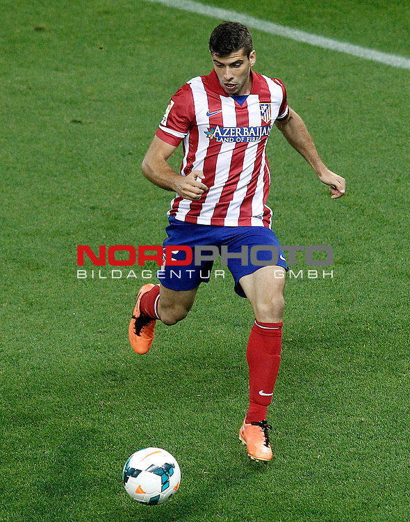 Atletico de Madrid's Emiliano Insua during La Liga match.September 24,2013. Foto © nph / Acero)