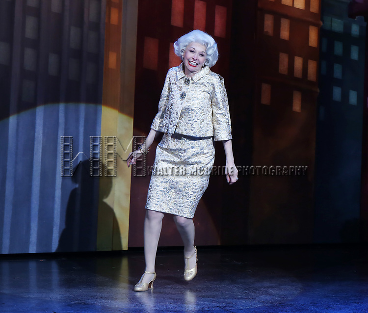 """Julie Halston during the Broadway Opening Night of """"Tootsie"""" at The Marquis Theatre on April 22, 2019  in New York City."""