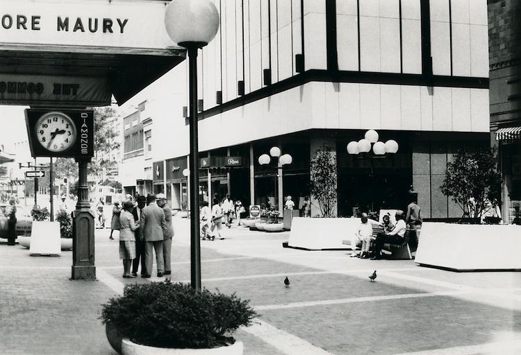 UNDATED..Conservation.Downtown West (A-1-3)...Granby Street Pedestrian Mall...NEG#.NRHA#..