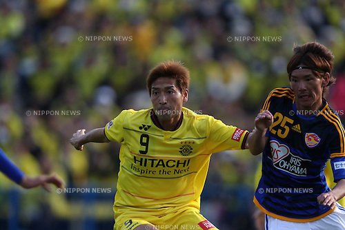 Junya Tanaka (Reysol),<br /> MARCH 27, 2016 - Football / Soccer : 2016 J.League Yamazaki Nabisco Cup Group B match between Kashiwa Reysol 0-1 Vegalta Sendai at Hitachi Kashiwa Stadium in Chiba, Japan. (Photo by Jun Tsukida/AFLO SPORT)