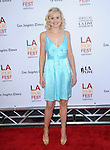 Alison Pill attends The LOS ANGELES FILM FESTIVAL Opening Night Gala: SNOWPIERCER held at Regal Cinemas  in Los Angeles, California on June 11,2014                                                                               © 2014 Hollywood Press Agency