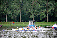Amsterdam, NETHERLAND, General View, GV's,  start Area 2011 FISA U23 World Rowing Championships, {dow], {date} [Mandatory credit:  Intersport Images].