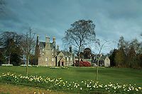 Lauriston Castle, Cramond, Lothian