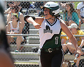 Clarkston at Lake Orion, Varsity Softball, 5/31/14