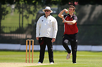 Luke Holman of NMCC during North Middlesex CC vs Hampstead CC, Middlesex County League Cricket at Park Road on 25th May 2019