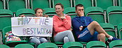 June 10th 2017,  Nottingham, England; WTA Aegon Nottingham Open Tennis Tournament day 1; Good support from the crowd today