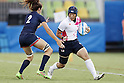 Kana Mitsugi (JPN), <br /> AUGUST 6, 2016 - /Rugby : <br /> Women's Pool Round Pool C <br /> between  Great Britain 0-40 Japan Women's <br /> at Deodoro Stadium <br /> during the Rio 2016 Olympic Games in Rio de Janeiro, Brazil. <br /> (Photo by Yusuke Nakanishi/AFLO SPORT)