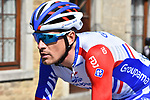 Anthony Roux (FRA) Groupama-FDJ in action during La Fleche Wallonne 2018 running 198.5km from Seraing to Huy, Belgium. 18/04/2018.<br /> Picture: ASO/Karen Edwards | Cyclefile <br /> <br /> All photos usage must carry mandatory copyright credit (&copy; Cyclefile | ASO/Karen Edwards)