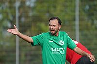 Hassan Al Hamdioui (SG DJK Eintracht Ruesselsheim) - 06.09.2020: Spiel der Woche - TSG Worfelden vs. SG DJK Eintracht Rüsselsheim, B-Liga