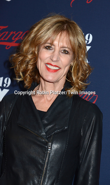 Christine Lahti attends FX's 2017 All-Star Upfront on  April 6, 2017 at SVA Theater in New York, New York, USA. <br /> <br /> photo by Robin Platzer/Twin Images<br />  <br /> phone number 212-935-0770