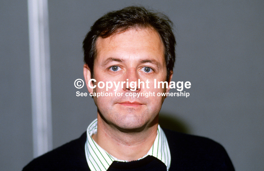 Frank Doran, MP, Labour Party, UK, 19870932FD..Copyright Image from Victor Patterson, 54 Dorchester Park, Belfast, UK, BT9 6RJ..Tel: +44 28 9066 1296.Mob: +44 7802 353836.Voicemail +44 20 8816 7153.Skype: victorpattersonbelfast.Email: victorpatterson@me.com.Email: victorpatterson@ireland.com (back-up)..IMPORTANT: If you wish to use this image or any other of my images please go to www.victorpatterson.com and click on the Terms & Conditions. Then contact me by email or phone with the reference number(s) of the image(s) concerned.