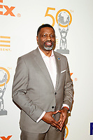 LOS ANGELES - MAR 9:  Derrick Johnson at the 50th NAACP Image Awards Nominees Luncheon at the Loews Hollywood Hotel on March 9, 2019 in Los Angeles, CA