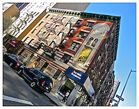 YORKVILLE, NY - APRIL 4: Photograph of Slaytons Cleaners on 83rd Street and York Ave in Yorkville, New York on April 4, 2012. Photo Credit: Thomas R. Pryor