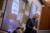 Roma, 24 Ottobre 2015<br /> Nichi Vendola<br /> Assembea nazionale di sinistra Ecologia e Libertà al centro congressi Frentani.