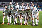 Real Madrid during Copa del Rey match between Fuenlabrada and Real Madrid at Fernando Torres Stadium in Madrid, Spain. October 26, 2017. (ALTERPHOTOS/Borja B.Hojas)