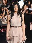 Kylie Jenner  attends The Los Angeles premiere of Summit Entertainment's THE TWILIGHT SAGA: BREAKING DAWN PART 1 HELD AT Nokia Theatre at L.A. Live in Los Angeles, California on November 14,2011                                                                               © 2011 DVS / Hollywood Press Agency