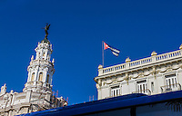 HAVANA, CUBA, 23.07.2015 –  Vista do  Paseo del Prado na cidade de Havana em Cuba. (Foto: Paulo Lisboa/Brazil Photo Press)