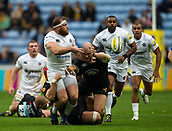 1st October 2017, Ricoh Arena, Coventry, England; Aviva Premiership rugby, Wasps versus Bath Rugby;  Henry Thomas on the charge for Bath