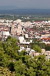 20050519 - France - Dijon<br /> REPORTAGE SUR LA VILLE DE DIJON : VUE DEPUIS LE BELVEDERE DE TALANT SUR LA VILLE DE DIJON ET LE LAC KIR<br /> Ref: DIJON_001-148 - © Philippe Noisette