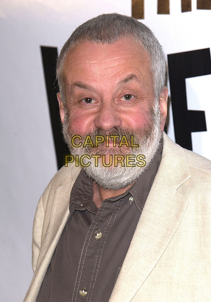 MIKE LEIGH.The British Independent Film Awards.Hammersmith Palais.London 30 November 2004.portrait headshot.Ref: FIN.www.capitalpictures.com.sales@capitalpictures.com.©Steve Finn/Capital Pictures .