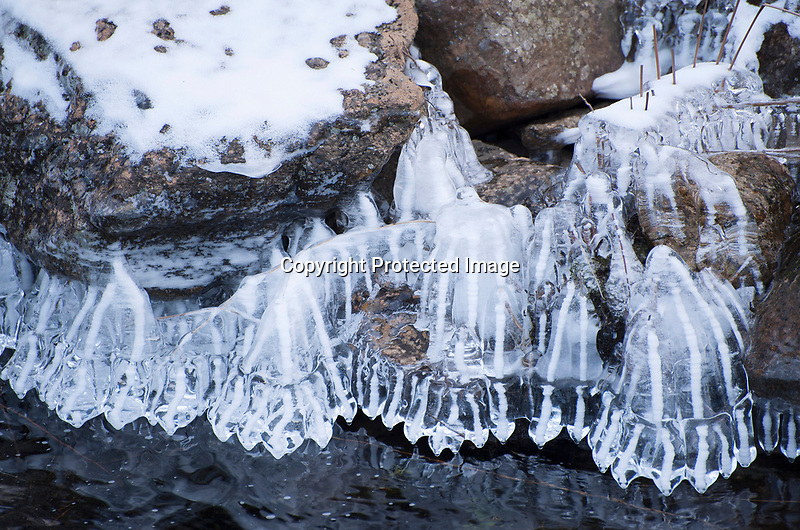 River Ice Lace