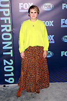 NEW YORK, NY - MAY 13: Jillian Bell at the FOX 2019 Upfront at Wollman Rink in Central Park, New York City on May 13, 2019. <br /> CAP/MPI99<br /> &copy;MPI99/Capital Pictures