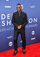 LOS ANGELES, USA. June 07, 2019: Mahershala Ali at the AFI Life Achievement Award Gala.<br /> Picture: Paul Smith/Featureflash