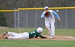4-16-15, Skyline High School vs Gabriel Richard High School varsity baseball