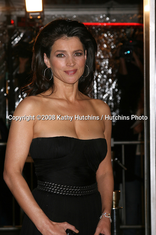 "Julia Ormond arriving at the LA  Premiere of ""The Curious Case of Benjamin Button"" at the Mann's Village Theater in Westwood, CA .December 8, 2008.©2008 Kathy Hutchins / Hutchins Photo....                ."