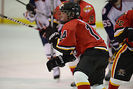 Washington, DC - February 1, 2014:   The Maryland Sabres and Northern Virginia Ice Dogs play a youth hockey tournament game at the Fort Dupont Ice Rink. The Ice Dogs won 3-2. (Photo by Don Baxter/Media Images International)