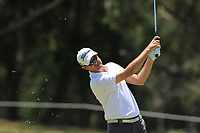 Aaron Townsend (AUS) on the 11th during Round 1 of the Australian PGA Championship at  RACV Royal Pines Resort, Gold Coast, Queensland, Australia. 19/12/2019.<br /> Picture Thos Caffrey / Golffile.ie<br /> <br /> All photo usage must carry mandatory copyright credit (© Golffile | Thos Caffrey)