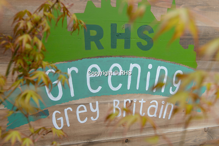 The RHS Barn at the RHS Show Cardiff 2016.