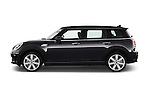 Car Driver side profile view of a 2016 MINI Clubman Cooper-SD 5 Door wagon Side View