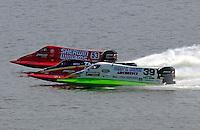 #53, #91 and #39        (Champ/Formula 1)