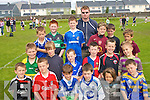 STAR APPEAL: The Exiles  team that took part in the annual Johnny Boyle memorial Shield Juvenile Football Blitz in Caherciveen on Sunday last..   Copyright Kerry's Eye 2008