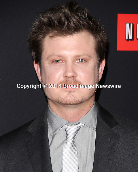 Pictured: Beau Willimon<br /> Mandatory Credit &copy; Frederick Taylor/Broadimage<br /> &quot;House Of Cards&quot; - Season 2 Special Screening<br /> <br /> 2/13/14, Los Angeles, California, United States of America<br /> <br /> Broadimage Newswire<br /> Los Angeles 1+  (310) 301-1027<br /> New York      1+  (646) 827-9134<br /> sales@broadimage.com<br /> http://www.broadimage.com