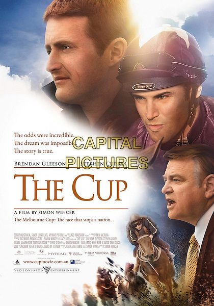 POSTER ART.in The Cup (2011) .*Filmstill - Editorial Use Only*.CAP/FB.Supplied by Capital Pictures.