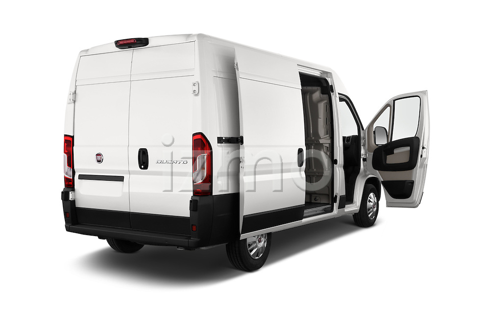 Car images of 2016 Fiat Ducato MultiJet-MH2 4 Door Cargo Van Doors