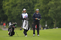 Martin Wiegele (AUT) on the 5th tee during Round 3 of the D+D Real Czech Masters at the Albatross Golf Resort, Prague, Czech Rep. 02/09/2017<br /> Picture: Golffile   Thos Caffrey<br /> <br /> <br /> All photo usage must carry mandatory copyright credit     (&copy; Golffile   Thos Caffrey)