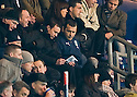 11/01/2011   Copyright  Pic : James Stewart.sct_jsp017_falkirk_v_partick_th   .:: HIBS MANAGER COLIN CALDERWOOD WATCHES FROM THE STAND ::.James Stewart Photography 19 Carronlea Drive, Falkirk. FK2 8DN      Vat Reg No. 607 6932 25.Telephone      : +44 (0)1324 570291 .Mobile              : +44 (0)7721 416997.E-mail  :  jim@jspa.co.uk.If you require further information then contact Jim Stewart on any of the numbers above........