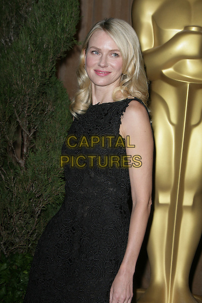 Naomi Watts.85th Academy Awards Nominees Luncheon held at the Beverly Hilton Hotel, Beverly Hills, California, USA..February 4th, 2013.oscars half length dress side embroidered floral print sleeveless .CAP/ADM.©AdMedia/Capital Pictures.