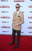 "6 August 2019 - Westwood, California - Joseph Fiennes. Hulu's ""The Handmaid's Tale"" Celebrates Season 3 Finale held at Regency Village Theatre.   <br /> CAP/ADM/FS<br /> ©FS/ADM/Capital Pictures"