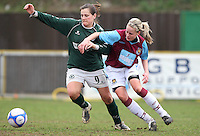 090412 West Ham Utd Ladies v Keynsham Town Ladies