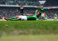 Fussball Bundesliga 2012/13: Bremen - Fuerth