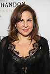 Kathy Najimy attends the opening night performance of 'Sunday in the Park with George' at the Hudson Theatre on February 23, 2017 in New York City.