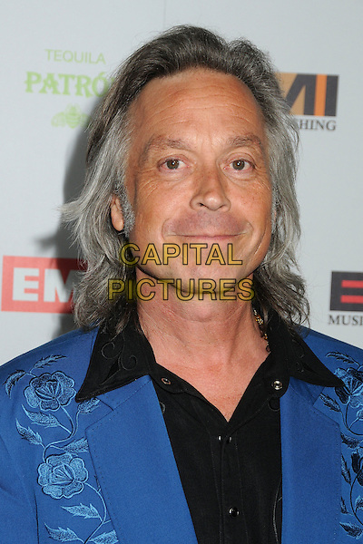 Jim Lauderdale.EMI Music 2012 Grammy Awards Party held at Capital Records Tower, Hollywood, California, USA..February 12th, 2012.headshot portrait black blue.CAP/ADM/BP.©Byron Purvis/AdMedia/Capital Pictures.