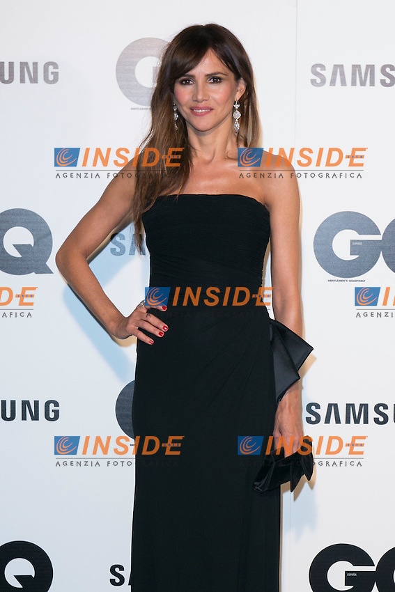 "Goya Toledo attends the ""GQ AWARDS"" at Palace Hotel in Madrid, Spain. November 3, 2014. (ALTERPHOTOS/Carlos Dafonte/Insidefoto)"