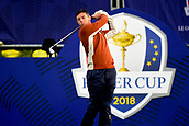 2018 Ryder Cup Golf Day 2 Sep 29th