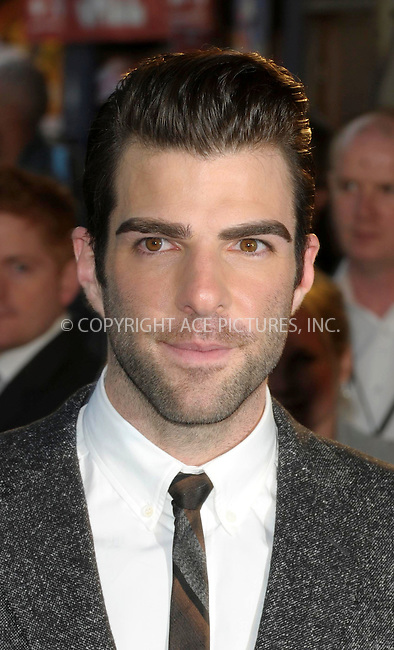 "WWW.ACEPIXS.COM . . . . .  ..... . . . . US SALES ONLY . . . . .....April 20 2009, London....Actor Zachary Quinto at the UK Film Premiere of ""Star Trek"" held at the Empire Leicester Square on April 20 2009 in London....Please byline: FAMOUS-ACE PICTURES... . . . .  ....Ace Pictures, Inc:  ..tel: (212) 243 8787 or (646) 769 0430..e-mail: info@acepixs.com..web: http://www.acepixs.com"