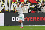 17.03.2019, BayArena, Leverkusen, GER, 1. FBL, Bayer 04 Leverkusen vs. SV Werder Bremen,<br />  <br /> DFL regulations prohibit any use of photographs as image sequences and/or quasi-video<br /> <br /> im Bild / picture shows: <br /> Torjubel / Jubel / Jubellauf,    Max Kruse (Werder Bremen #10), 1:0 fuer Bremen<br /> <br /> Foto © nordphoto / Meuter